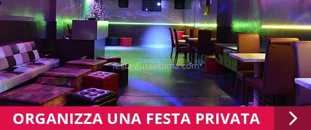 feste private a roma