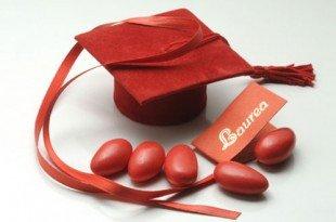 idee per le bomboniere di laurea