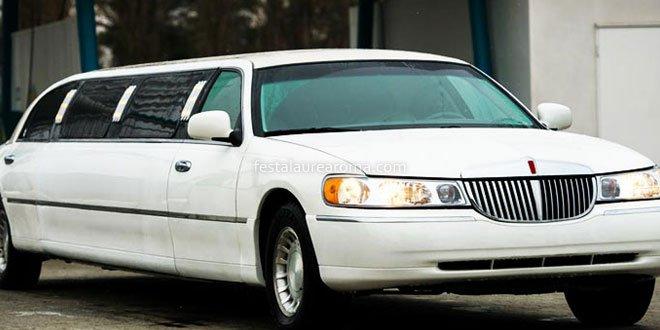 limousine per festa di laurea roma