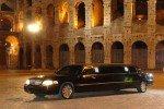 feste di laurea in limousine a roma