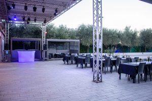 locali con spazi aperti per feste di laurea a roma